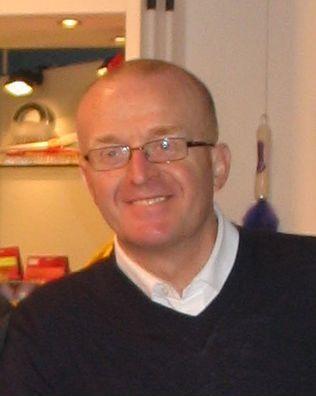 Marco Zari mananging director at Metalstik metal broom handles